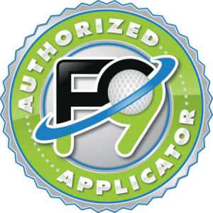 Authorized F9 Applicator recognition